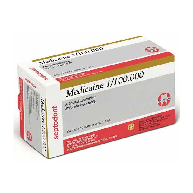 Medicaine C/epinefrina 1/100000